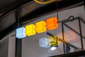 Φωτισμός σε boutique (2)