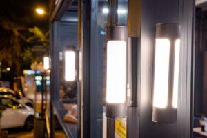 Φωτισμός σε boutique (8)